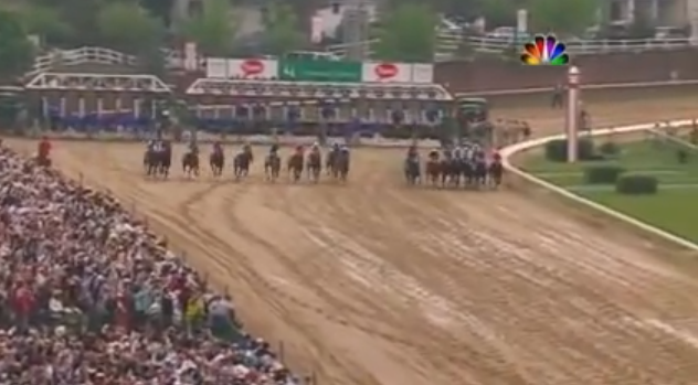 Click link to watch Mine that Bird win the Kentucky Derby!