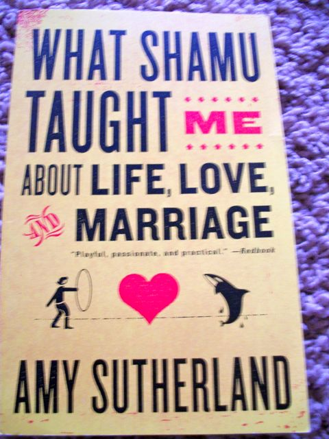 what shamu taught me about a happy marriage thesis Patterns of exposition  and sample student essays throughout the book emphasize practical concrete writing what shamu taught me about a happy marriage.